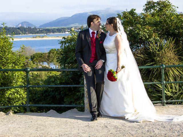 La boda de Jesús y Marta en Santander, Cantabria 12