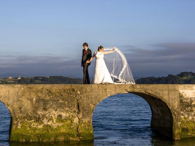 La boda de Jesús y Marta en Santander, Cantabria 16