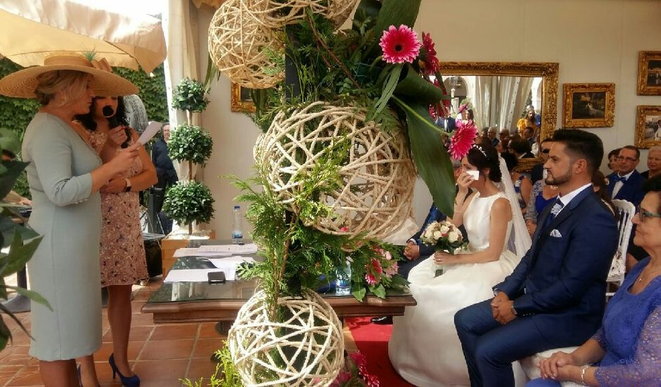 La boda de Javier  y Vanesa  en Villacañas, Toledo