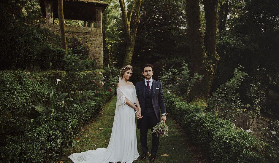 La boda de Samuel  y Raquel  en Santiago De Compostela, A Coruña