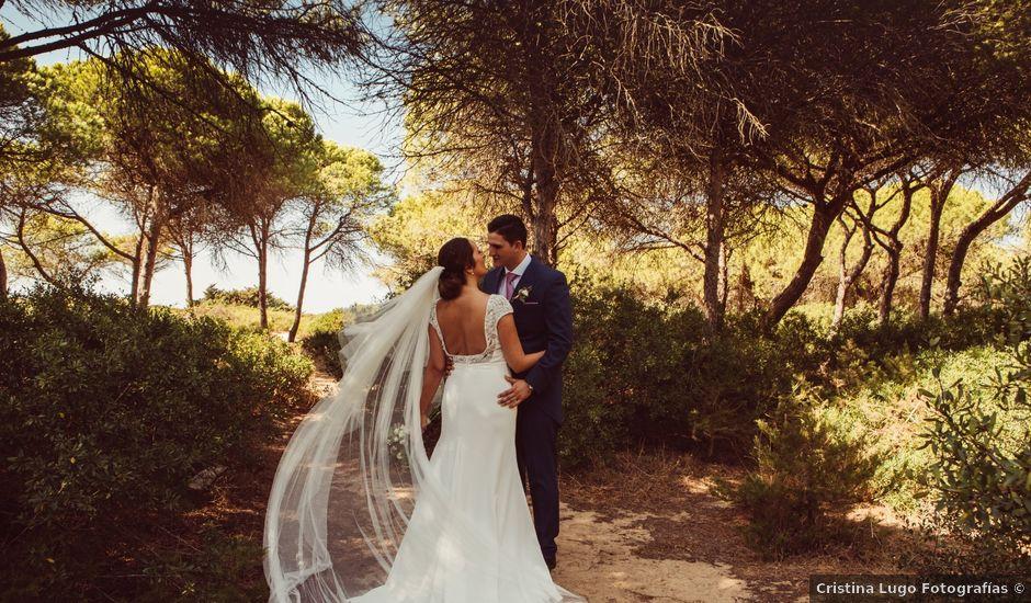La boda de Isacc y Laura en Chiclana De La Frontera, Cádiz