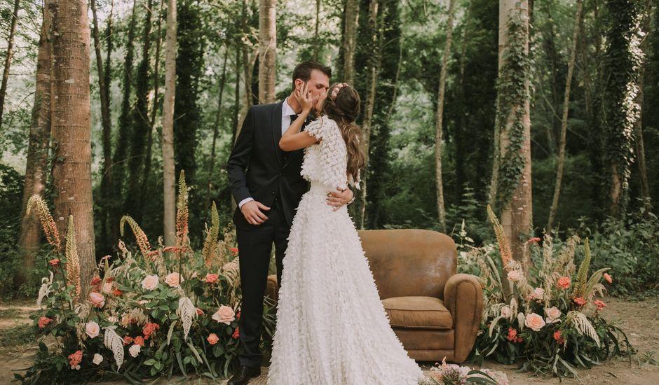 La boda de Carlos y Gemma en Arbucies, Girona
