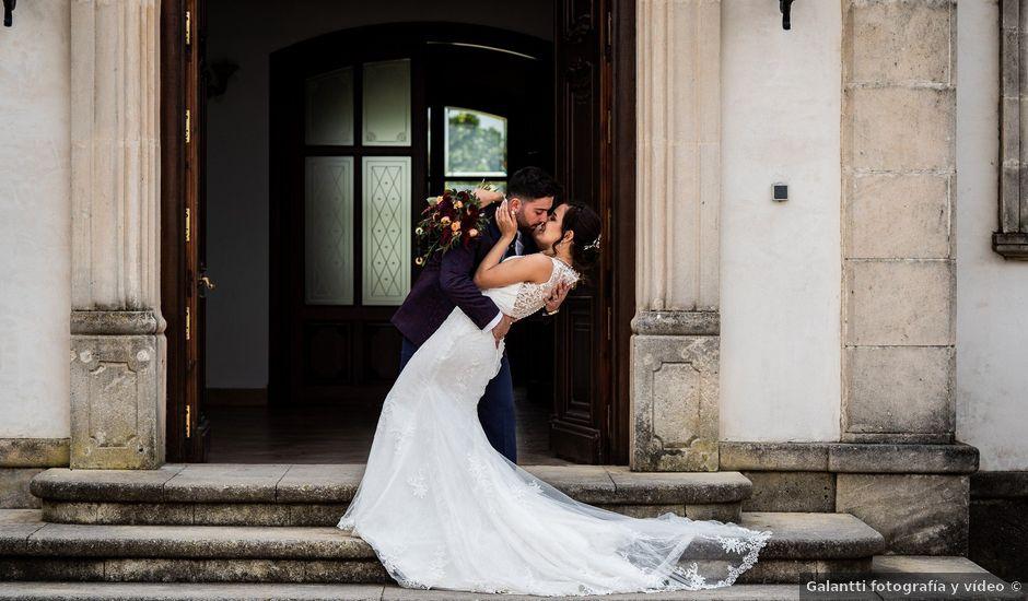 La boda de Gabriel y Sylvie en Daya Vieja, Alicante