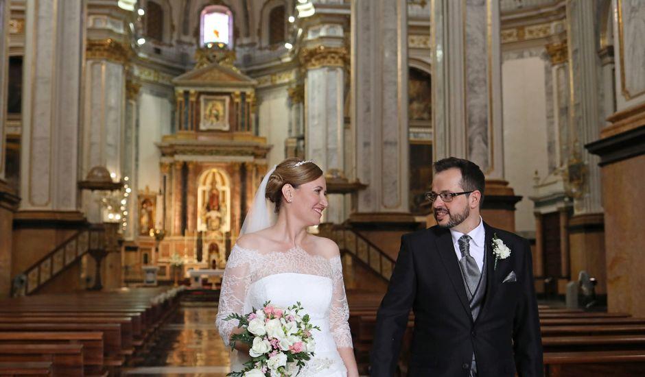 La boda de Juan y Nuria en Vila-real/villarreal, Castellón
