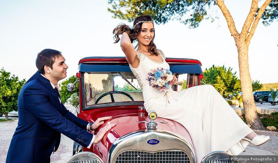 La boda de Javier y Yolanda en Alacant/alicante, Alicante