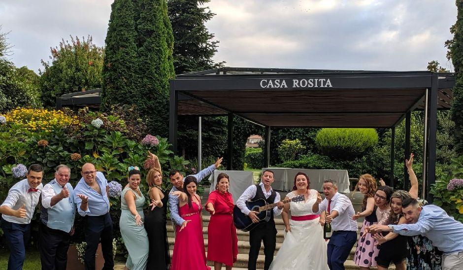 La boda de Lois y Rose en Cambados, Pontevedra