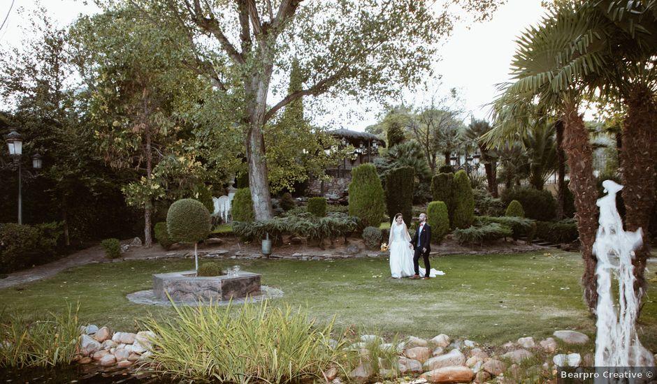 La boda de Marcos y Rocio en Galapagar, Madrid