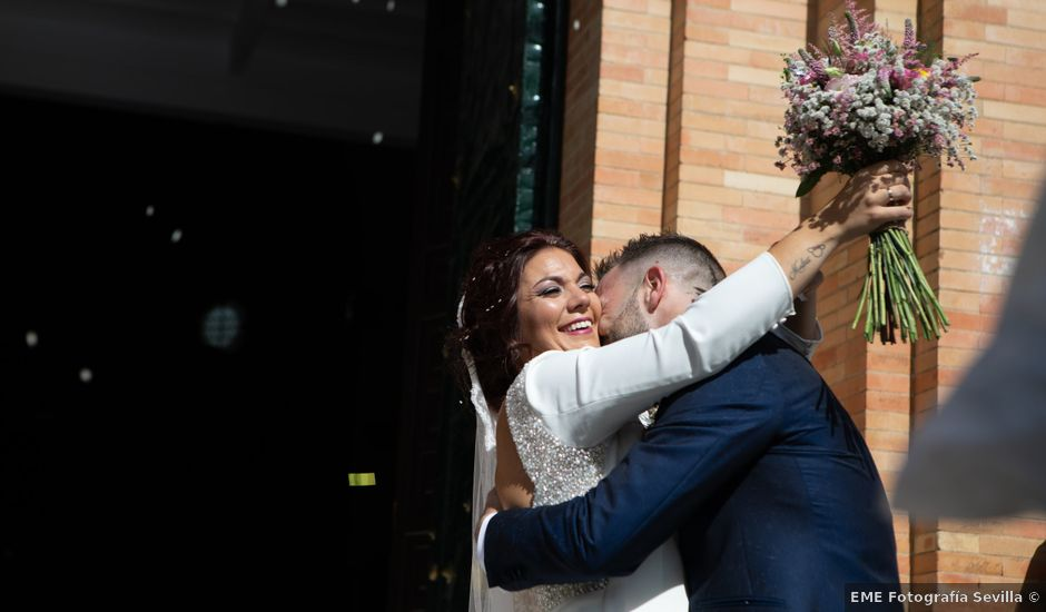 La boda de Rafa y Lorena en Bollullos De La Mitacion, Sevilla