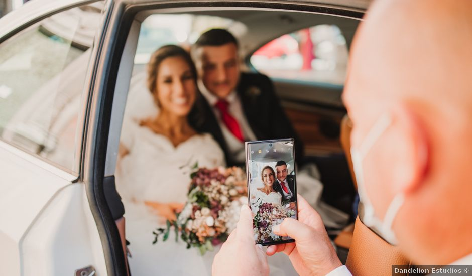 La boda de Marcos y Irene en Valencia, Valencia