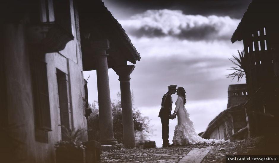 La boda de Natalia y Cristian en Plasencia, Cáceres