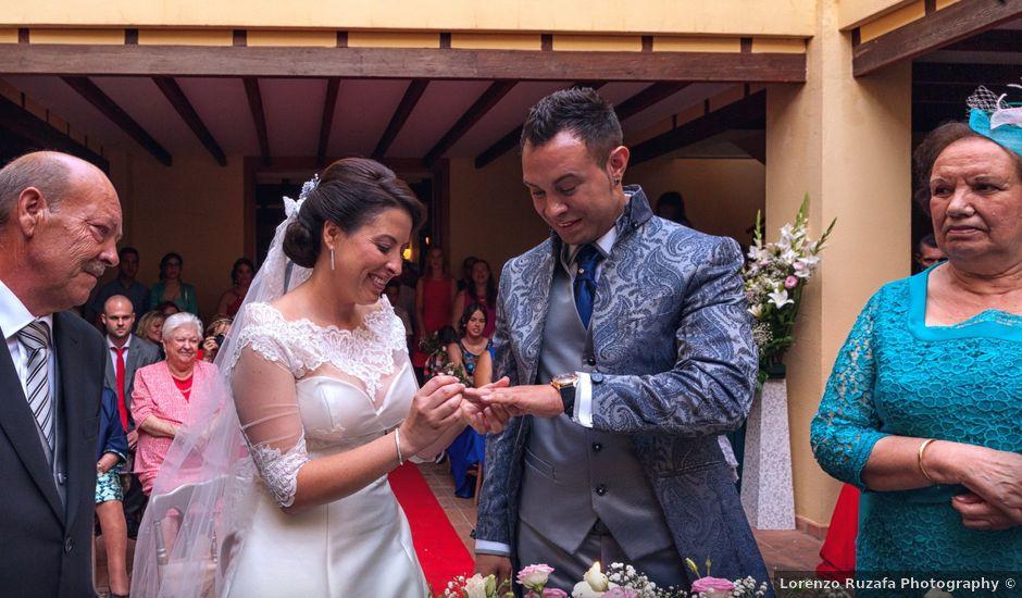 La boda de Ángel y Esther en Burriana, Castellón
