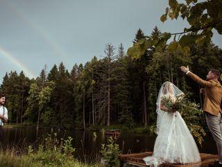 La boda de Eugenie y Yeroslava