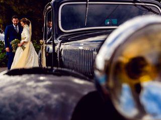 La boda de Rocío y Guille