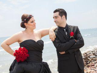 La boda de Berta y Juanan