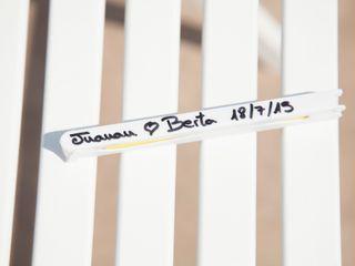 La boda de Berta y Juanan 2
