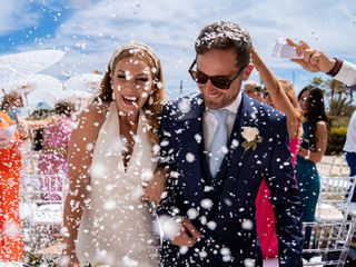 La boda de Javier y Leticia