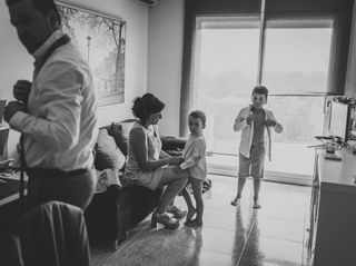 La boda de Carmen y Joan 1