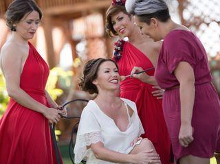 La boda de Cristina y Javi 1