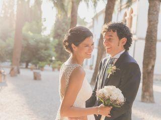 La boda de Rossana y Marc
