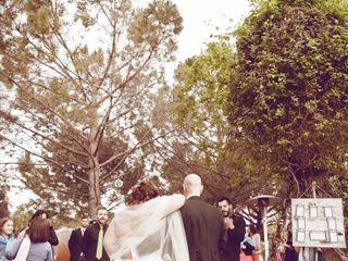 La boda de Paz y Santiago