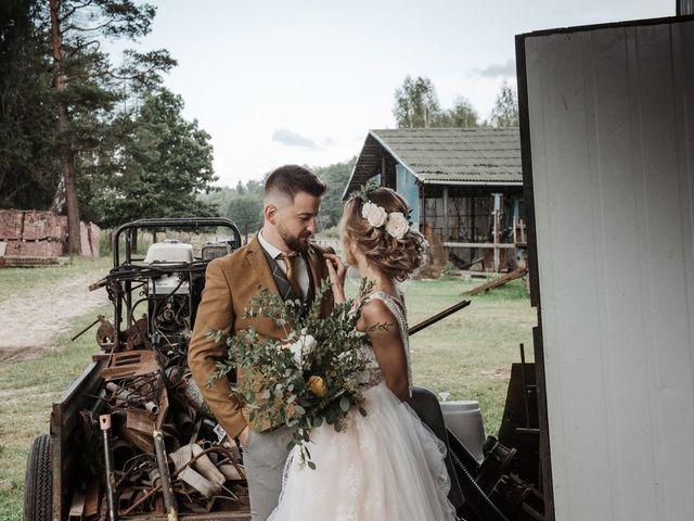 La boda de Yeroslava y Eugenie en Santander, Cantabria 22
