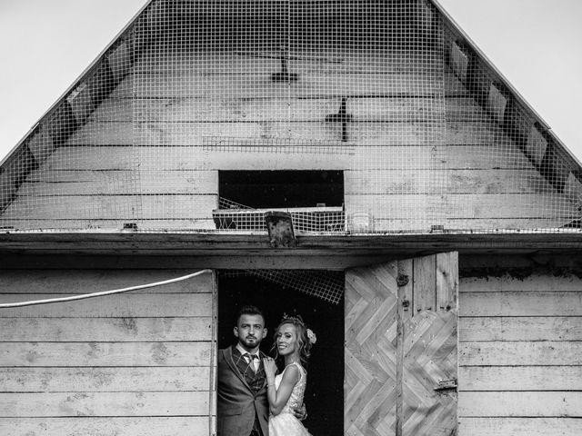 La boda de Yeroslava y Eugenie en Santander, Cantabria 25