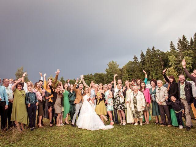 La boda de Yeroslava y Eugenie en Santander, Cantabria 47