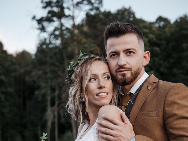 La boda de Yeroslava y Eugenie en Santander, Cantabria 55
