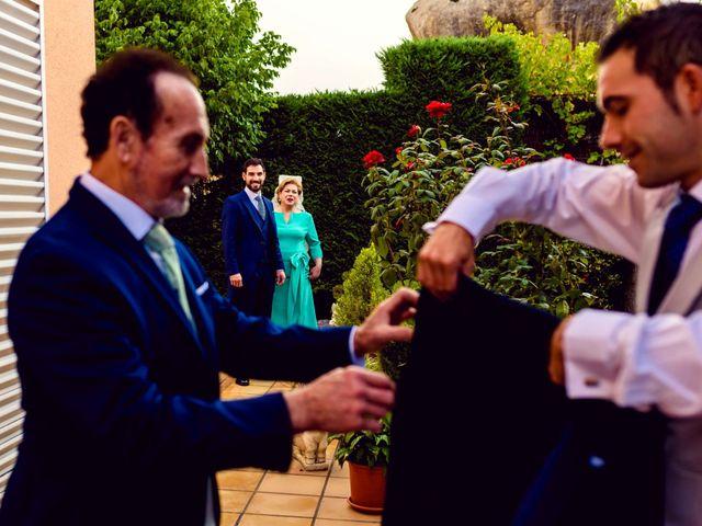 La boda de Guille y Rocío en Sonseca, Toledo 12