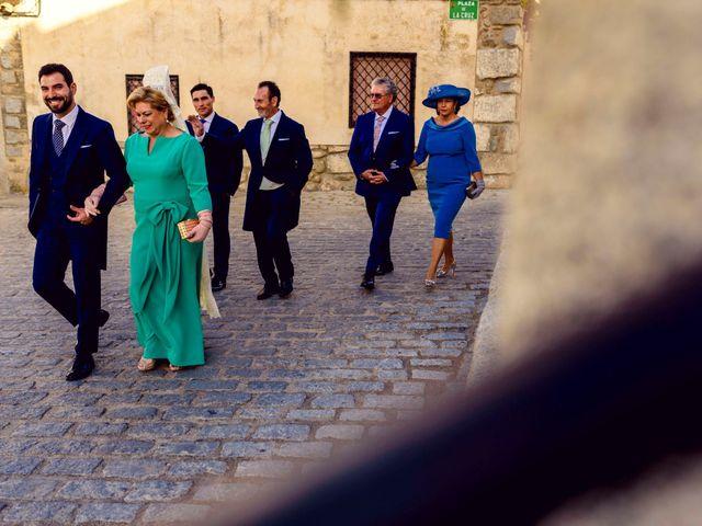 La boda de Guille y Rocío en Sonseca, Toledo 24