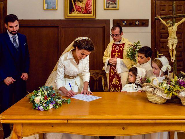 La boda de Guille y Rocío en Sonseca, Toledo 33