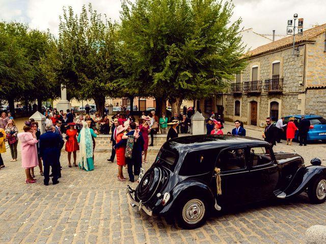 La boda de Guille y Rocío en Sonseca, Toledo 37