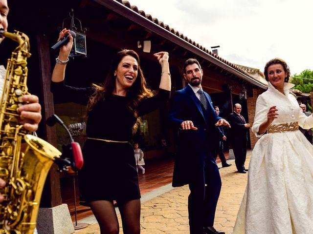 La boda de Guille y Rocío en Sonseca, Toledo 40