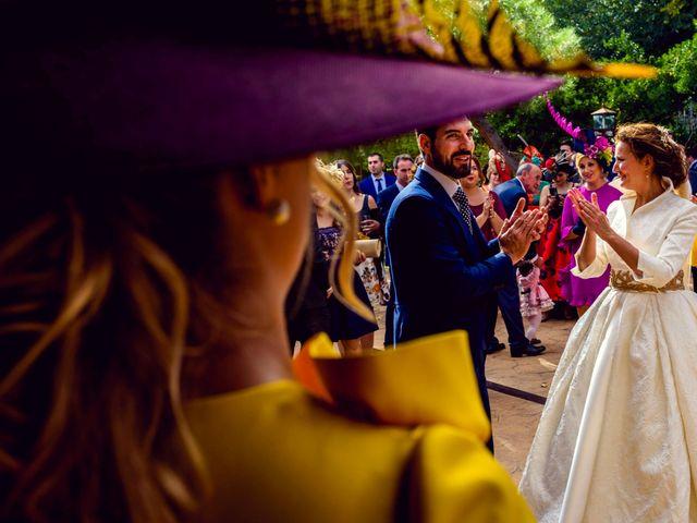 La boda de Guille y Rocío en Sonseca, Toledo 42