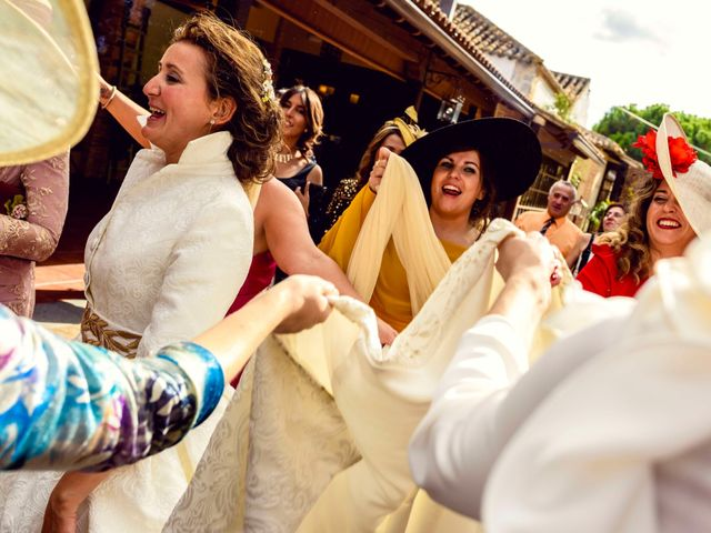 La boda de Guille y Rocío en Sonseca, Toledo 43