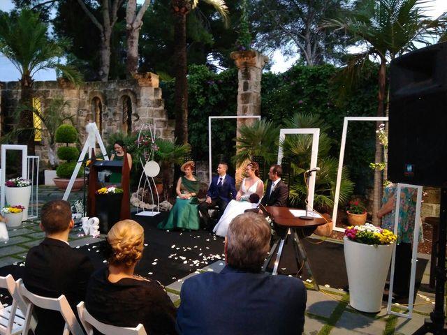 La boda de Ismael y Inmaculada en Xàbia/jávea, Alicante 4