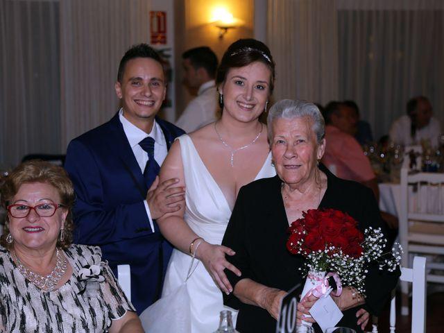 La boda de Ismael y Inmaculada en Xàbia/jávea, Alicante 1
