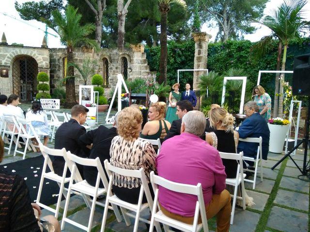 La boda de Ismael y Inmaculada en Xàbia/jávea, Alicante 6