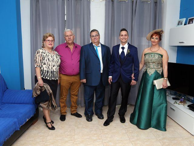 La boda de Ismael y Inmaculada en Xàbia/jávea, Alicante 2