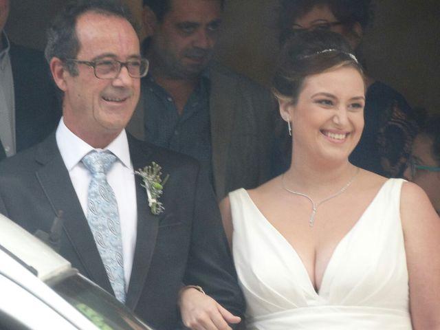 La boda de Ismael y Inmaculada en Xàbia/jávea, Alicante 10