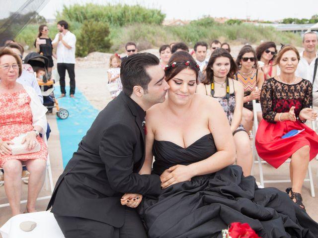 La boda de Juanan y Berta en Canet D'en Berenguer, Valencia 6