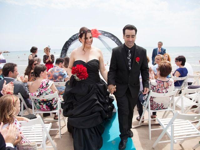 La boda de Juanan y Berta en Canet D'en Berenguer, Valencia 8