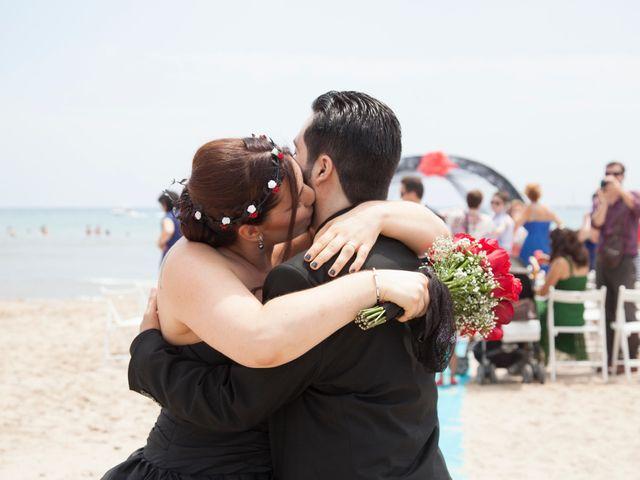 La boda de Juanan y Berta en Canet D'en Berenguer, Valencia 9