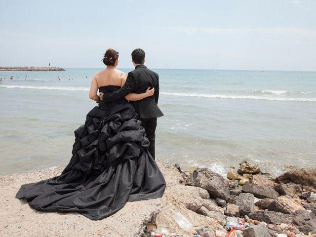 La boda de Juanan y Berta en Canet D'en Berenguer, Valencia 10