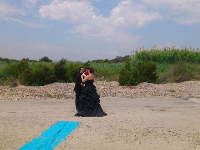La boda de Juanan y Berta en Canet D'en Berenguer, Valencia 12