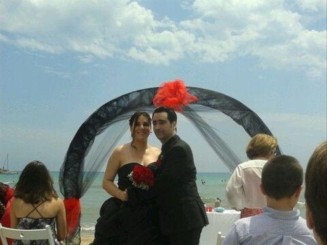 La boda de Juanan y Berta en Canet D'en Berenguer, Valencia 16