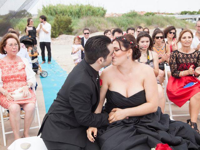La boda de Juanan y Berta en Canet D'en Berenguer, Valencia 20