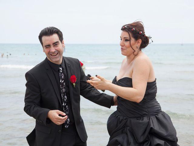 La boda de Juanan y Berta en Canet D'en Berenguer, Valencia 23
