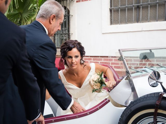 La boda de Juan Alvaro y Regina en Málaga, Málaga 20
