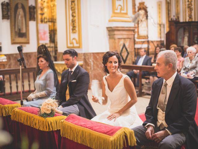 La boda de Juan Alvaro y Regina en Málaga, Málaga 22
